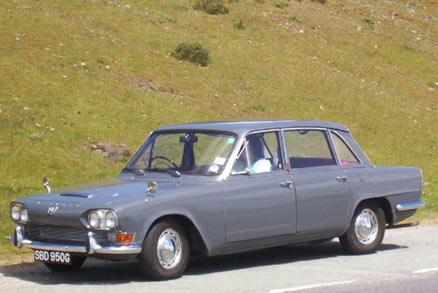 1968 Triumph 2000 Mk I