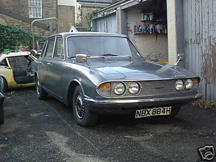 1970 Triumph 2000 Mk II