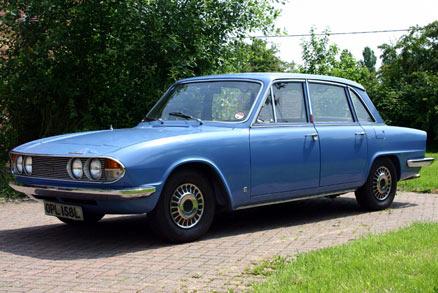 1972 Triumph 2000 Mk II Auto