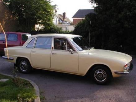 Triumph 2000 Mk II