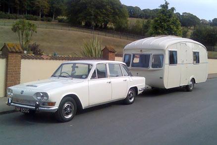 Mk I Triumph 2.5 P.I. Auto