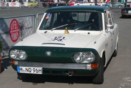 1965 Triumph 2000 Mk1 race car
