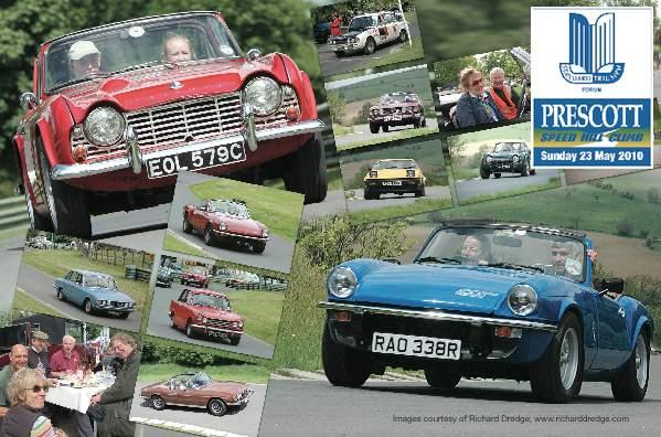 Standard Triumph Marque Day 2010