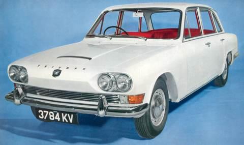 1963 Triumph 2000