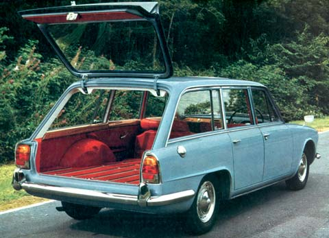 1965 Triumph 2000 Estate
