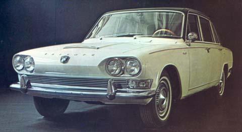 US-market Triumph 2000 SEm