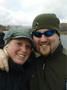 Rob and Vicki