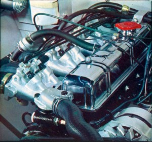 The Triumph 2.5PI Engine, with Lucas Mechanical Petrol Injection