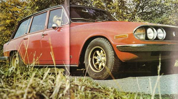 The Triumph 2000 Story Gilding The Lily The Mk2 Models