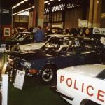 The Triumph 2000 Register stand, NEC, circa 1989