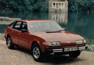 The Rover SD1