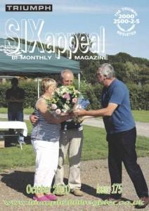 SIXappeal Magazine 175 October 2010