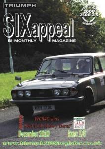 SIXappeal 176, October 2010