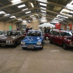 Triumph 2000 Mark 1 at Stoneleigh 2011
