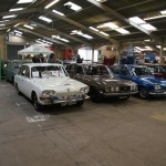 Fantastic display of Triumph 2000s/2500s