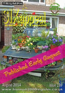 SIXappeal 198 August 14 cover.pub