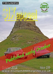 SIXappeal 199 October 14 cover.pub