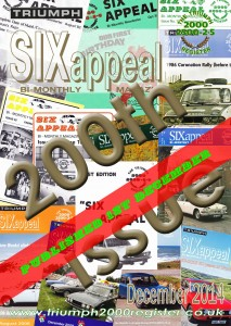 SIXappeal 200 December 14 cover.pub