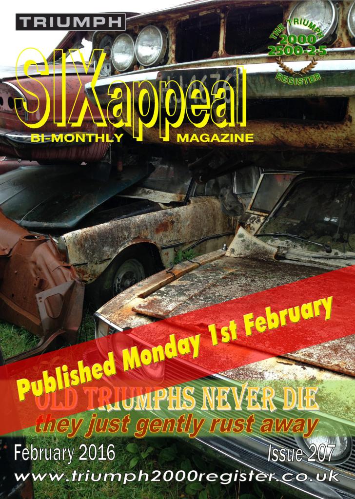 SIXappeal 207 February 2016