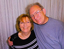 Malcom and Jan Stewart