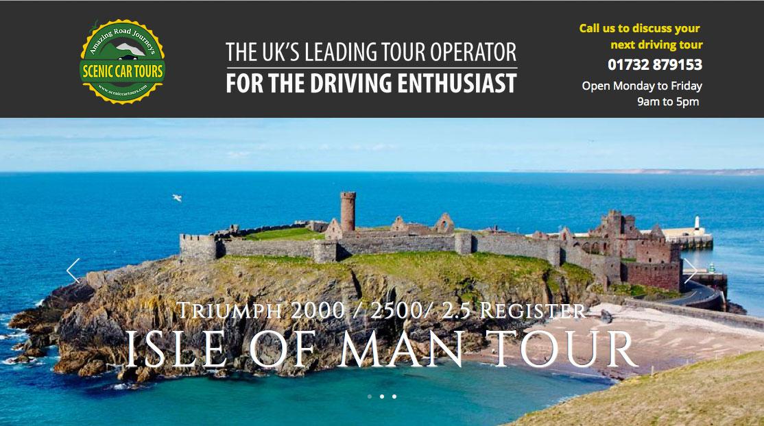 Triumph 2021 Tour to the Isle of Man