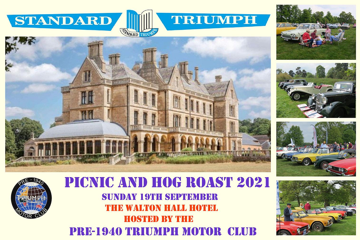 Standard Triumph Picnic 2021